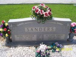 """Photos of Iv Cleo """"Nora"""" Finley Sanders - Find A Grave Memorial"""