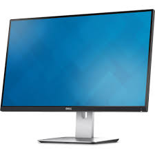 photo of a premium 27 inch qhd dell monitor for photo editing