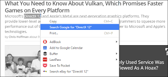 How to Enable Right-Clicking on Web Sites That Block It