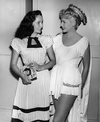 young debbie reynolds and elizabeth taylor. Perfect Young Elizabeth Taylor U0026amp Marie McDonaldMcDonald Was Also One Of Bugsy On Young Debbie Reynolds And N
