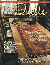 Jeni's blog from the Willow & Primitive Quilts and Projects Magazine Adamdwight.com