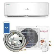ductless heat pump costco. Simple Heat 24000 BTU 2 Ton Ductless Mini Split Air Conditioner And Heat Pump  With Costco S