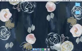 Desktop Wallpapers + Laptop Organization