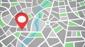 Red Maps Pinpoint Location Sign Stock Footage Video 100 Royalty Free 1031183666 Shutterstock