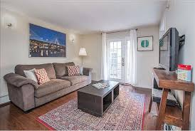 Living Room Rentals Best South End Boston Furnished Apartment Rental 48 East Springfield