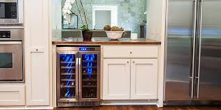 built in wine fridge. Wine Coolers, Sometimes Known As A Fridge, Refrigerator, Or Chillers Are The Perfect Choice For Every Lover. They In-between Should Built In Fridge
