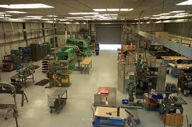 sheet metal shop overhead view of the sheet metal shop nasa