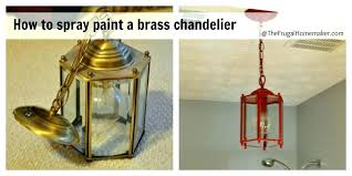 luxury paint brass chandelier for spray 64 annie sloan chalk paint brass chandelier