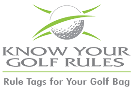 golf club distance cheat sheet know your golf rules purchasing rule tags