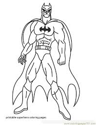 17 Best Of Marvel Superhero Coloring Pages Coloring Page