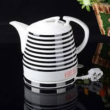 Concept Retro Bouilloire électrique Céramique 1l Design Moderne