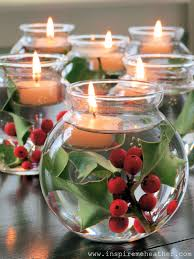Christmas Decorations Diy Home Decor Ideas Of 17 Easy Last ~ Loversiq for Cheap  Holiday Table Decorations