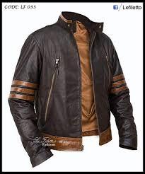 x men leather jacket 100 pure lamb leather