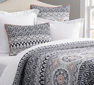 neena patchwork quilt & sham | Pottery Barn & Pia Medallion Quilt & Sham Adamdwight.com