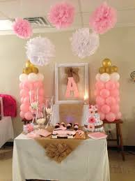 Enchanting Table Decorations For Girl Baby Shower 58 With Baby Shower For Girls Decorations