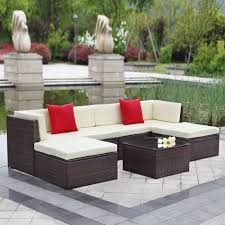 Outdoor Furniture Sofa for Your fortable Conversation Seats