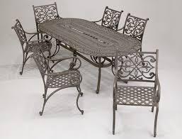 Painting Wrought Iron Patio Furniture Home Design Resort