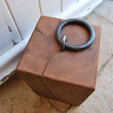 modern door stops  design ideas and decor