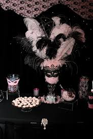 Masquerade Ball Table Decoration Ideas Custom 32 Best Sweet 32 Masquerade Party Images On Pinterest Birthdays