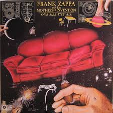 <b>Frank Zappa</b> And The Mothers Of Invention* - <b>One</b> Size Fits All