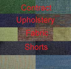 Small Picture Contract Upholstery Fabric Shorts