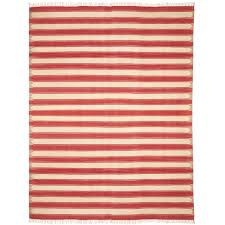 chamba large handwoven striped rug