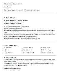 Fitness Instructor Resume Awesome Sales Trainer Resume Fitness Personal Training Sales Resume Llun