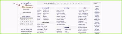 How To Post Resume On Craigslist Post Your Resume On Craigslist Beautiful Ideas You Must Know Get