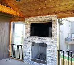 outdoor porch fireplace outdoor stone fireplace in mo outdoor gas fireplace covered porch