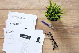 Resumes Search How Many Versions Of Job Search Resumes Should I Have
