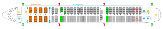 Air Canada Seating Chart With Seat Numbers Air Canada Seating Chart Unique 7 Best Klm Seating Chart