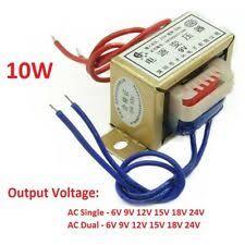 <b>Трансформатор</b> 24 В - огромный выбор по лучшим ценам | eBay