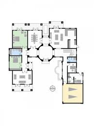 scale house floor plans in pdf and dwg format