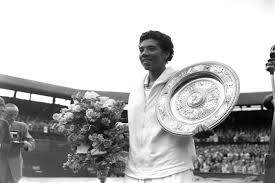 A Point in Time: Althea Gibson's barrier-breaker - The Championships,  Wimbledon 2020 - Official Site by IBM