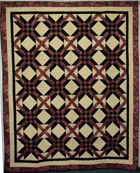 Mexican Star & Maker: members of the Greater San Antonio Quilt Guild, quilted by Master  Quilters Size: 76