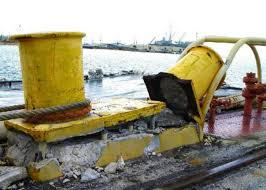 Bollard Design Load Port Strategy Bollards Stressed Beyond Capacity