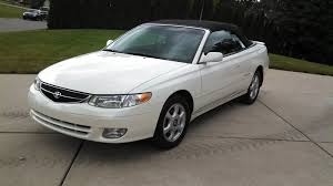 2001 Toyota Camry Solara related infomation,specifications - WeiLi ...