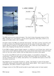 energy wind turbine construction manual pmg manual page 3 2001 4
