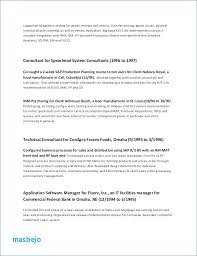 Detailed Resume Beauteous Financial Resume Examples Finance Cv Template Word Fresh Detailed