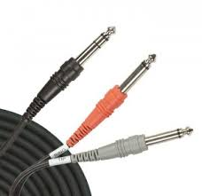 using an insert jack as a direct out late reflections the 2 a y cable used for patching an effects processor through an