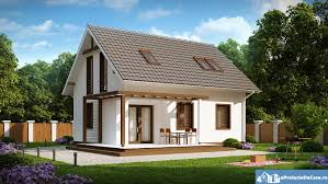 House Designs And Floor Plans For Small Houses Thoughtskoto