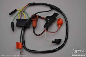 alternator wiring harness standard economy repro ~ 1971 replacing alternator pigtail at Alternator Wiring Harness Ford