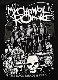 the black parade is dead my chemical romance