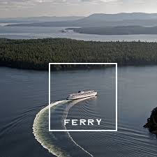 ferry to vancouver island getting to