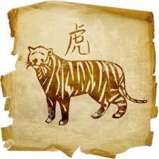 Tetování čínský Tygr