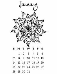 2018 calendar printable free musings of an average 2018 calendars