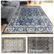 area rugs and runners well woven vintage distressed timeless border area rug x runner charcoal black