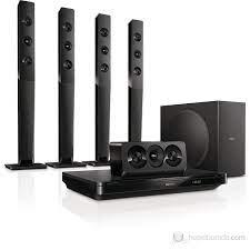 Philips HTB3570/40 3D Blu-ray 1000 W 5.1 Ev Sinema Sistemi Fiyatı