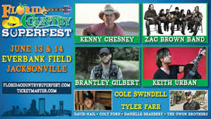 Your Guide To Florida Country Superfest