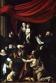 madonna del rosario caravaggio michelangelo merisi or amerighi da caravaggio29 september 1571